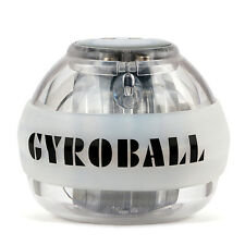 New Gyroscope Power Ball Wrist Arm Exercise Force Ball With Lights & Counter