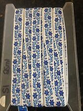 jacquard ribbon trim. Price Is For A Metre .