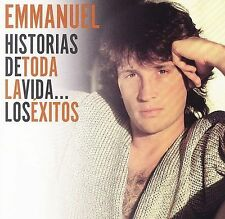 FREE US SHIP. on ANY 2 CDs! NEW CD Emmanuel: Historias De Toda La Vida: Los Exit