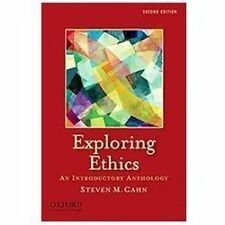Exploring Ethics: An Introductory Anthology by Cahn, Steven M.