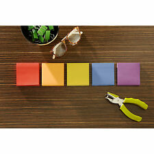 "Post-it Super Sticky Notes, 3"" x 3"", Marrakesh, 90 Sheets Per Pad,"
