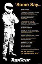 Top Gear – Some Say the Stig POSTER 61x91cm NEW