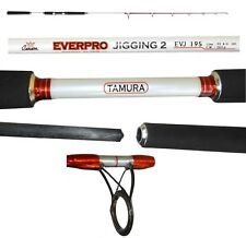 canna everpro vertical light jigging 1.95m 100g barca mare inchiku kabura tanuta
