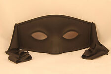 Large Zorro Mask Mens Dick Turpin Fancy Dress Dick Turpin Costume Highwayman