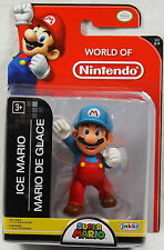 "World of Nintendo 2.5"" Action Figure - Ice Mario"