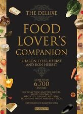 Sharon Herbst - Deluxe Food Lovers Companion (2009) - Used - Trade Cloth (H