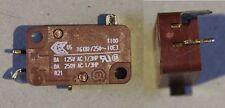 10x Neue Mikroschalter Schnappschalter T100 Taster 8A 250V Marquardt