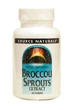 Source Naturals Brotes De Brócoli Extracto 250mg x60tabs