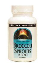 Source Naturals Estratto Di Broccoli Cavoletti Di 250mg x 60 schede