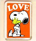 SNOOPY LOVE FRIDGE MAGNET - COOL!