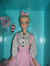 "2016 Gold Label ""Soda Shop"" Barbie - Willows Collection NRFB"