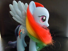 MY LITTLE PONY - G4 FASHION STYLE RAINBOW DASH - (2011) ITEM #37070 (A)
