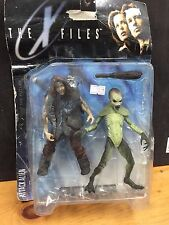 1998 The X-Files ATTACK ALIEN FIGHT THE FUTURE Action Figure Series 1