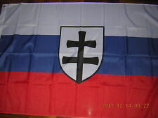 100% New Reproduced Flag War Ensign of the First Slovak Republic Slovakia 3X5ft