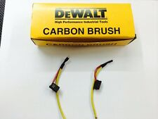 Dewalt Drill Carbon Brush Set 578393-03 / N081423  508S, DW511, DW520, DW515