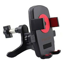 Cell Phone Car Mount Holder Asscom Universal Car Air Vent Mount Holder / Crad...