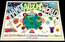 Hands Around the World 365 Creative Ways to Build Cultural Awareness teacher