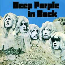 DEEP PURPLE IN ROCK ANNIVERSARY EDITION CD