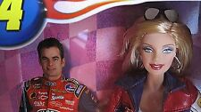 Jeff Gordon 2006 NASCAR Barbie Collector Doll Pink Label Edition EC Still In Box
