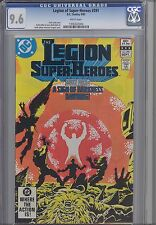 Legion of Super Heroes #291  CGC 9.6 1982 DC Comic: Keith Giffen Cover
