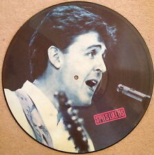Paul McCartney - Spies Like Us 12 inch picture disc single