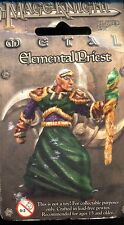 MAGE KNIGHT WZK 550 ELEMENTAL PRIEST LIMITED EDITION METAL