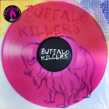 BUFFALO KILLERS - ST - FIRST LP LTD ED OF 150 FLAMING PINK VINYL LP