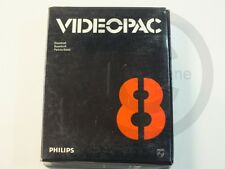 PHILIPS G7000 SPIEL Videopac 8 OVP, used but GOOD/OK
