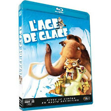 3212 // L'AGE DE GLACE  BLU RAY NEUF SOUS BLISTER