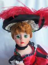 """Madame Alexander 9"""" JANE AVRIL, French Can Can Cissette Doll, MIB"""