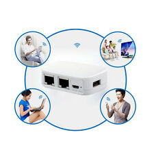 Smallest NEXX 300Mbps Multiprotocol Portable Mini Router Repeater Wifi Wireless