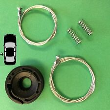 Jaguar XK8 Convertible Cabriolet Rear Left NSR Window Regulator Repair Kit NEW