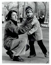 1984 Vintage ABC Photo Kramer vs Kramer movie actor Dustin Hoffman Justin Henry
