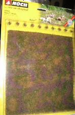 Noch 07410 three color grass mat Model Scenery Diorama Mini Landscape
