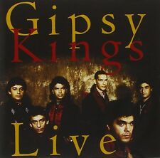 Gipsy Kings Live CD NEW SEALED 1992