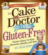 The Cake Mix Doctor Bakes Gluten-Free-ExLibrary