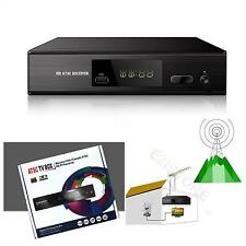 Full HD ATSC Digital Broadcast TV BOX CONVERTOR RECEIVER NTIA ANTENNA TV HDMI