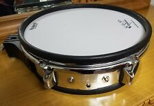 "ROLAND PD-120 V Drum in SILVER 12"" Mesh Head PD120 for VDrum TD 125 85 80 kd"