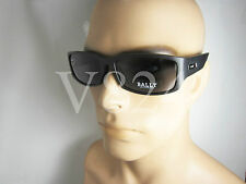 BALLY SUNGLASSES BY4009A BY 4009A - MATTE BLACK / GREY - BY4009A 00