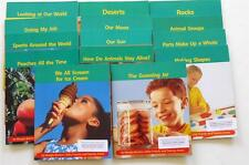 14 BENCHMARK EDUCATION EARLY CONNECTIONS GUIDED READERS 1st GRADE 1 SET B