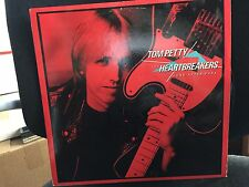TOM PETTY AND THE HEARTBREAKERS LONG AFTER DARK LP 82 BACKSTREET BSR-5360 INNER
