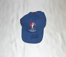 Cristiano Ronaldo Signed Euro 2016 Football Cap with COA