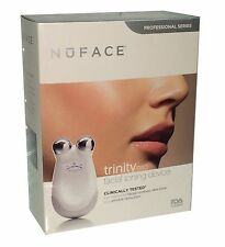 NuFace Trinity PRO Facial Toning and Training Device Professional 400 mAmp