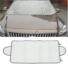 Car Windscreen Mirror Window Cover Snow Ice Frost Shield Dust Protector Screen