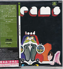 TOAD  dreams             CD JAPAN     progressive -   prog - psych