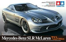 KIT TAMIYA 1:24 AUTO MERCEDES BENZ SLR MCLAREN 722 EDITION ART 24317
