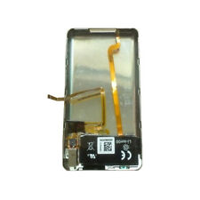 For iPod Classic 6th 6 80GB Back Cover  Headphone Audio Jack Battery Assembly