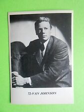 figurines actors stickers akteurs figurine i miti di hollywood 72 van johnson x