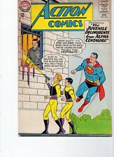 ACTION COMICS  315  VG+  4.5 CONDITION  SILVER AGE  DC  SUPERMAN  MORE AVAILABLE