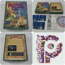 The Secret Of Monkey Island A Lucasfilm Game for Atari ST tested & working